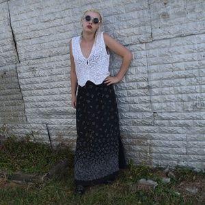 Hunt Club Full Length Skirt